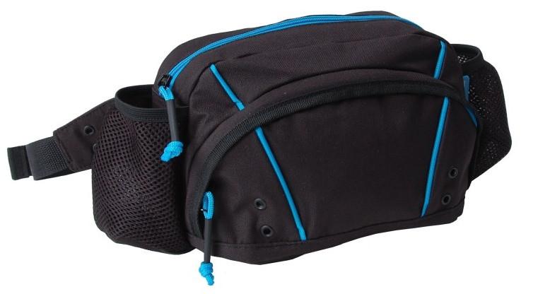 Велика поясна сумка Corvet WB3506-83 чорна