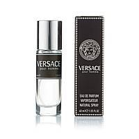 Мужской мини парфюм Versace Pour Homme - 40 мл (320)