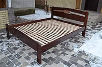 Кровать деревянная из массива ясеня!