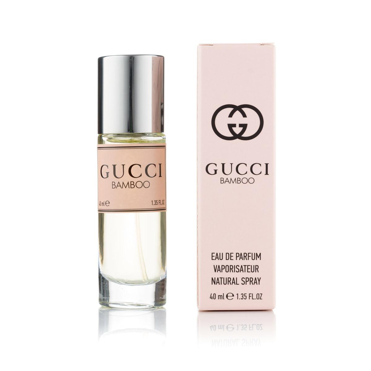 Женский мини парфюм Gucci Bamboo - 40 мл (320)