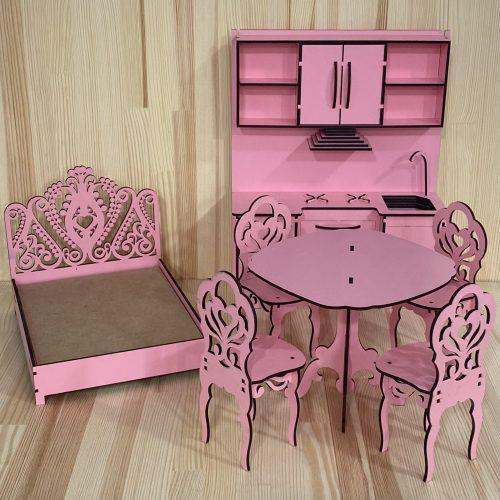 Комплект мебели МИНИ.