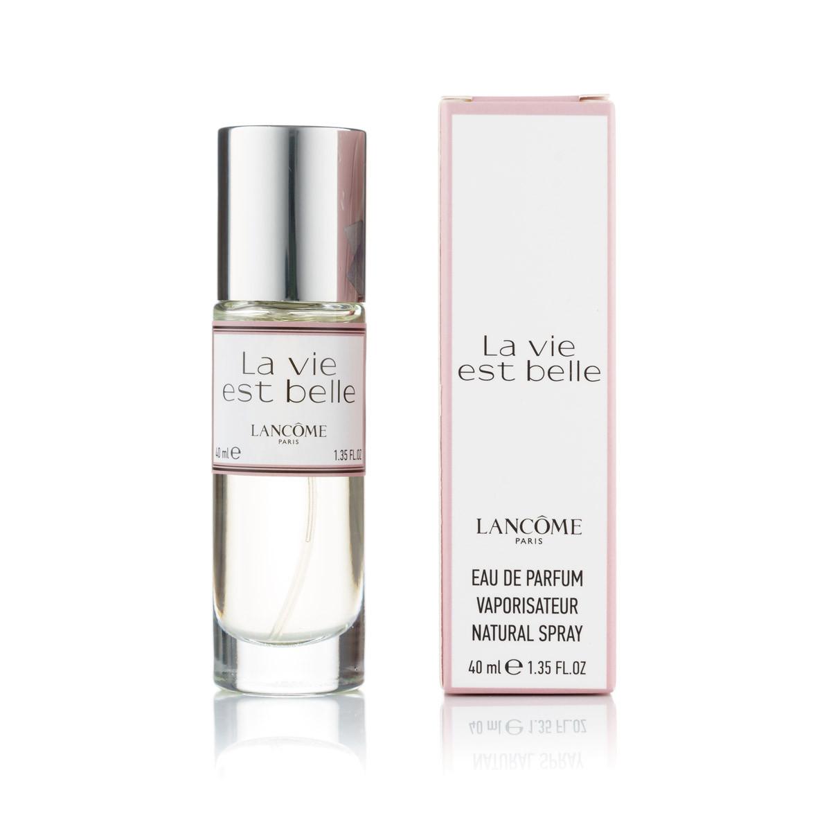 Женский мини парфюм Lancome La Vie Est Belle - 40 мл (320)