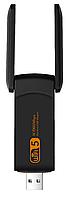 WiFi 2.4/5.8 Ггц USB 3.0 адаптер сетевая карта с внешними антеннами, фото 1