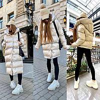 Женская теплая куртка, фото 1