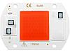LED светодиод 20Вт 220В - полный спектр, фитолампа