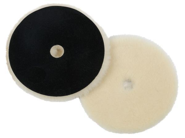 Меховой круг для абразивной полировки 150 мм