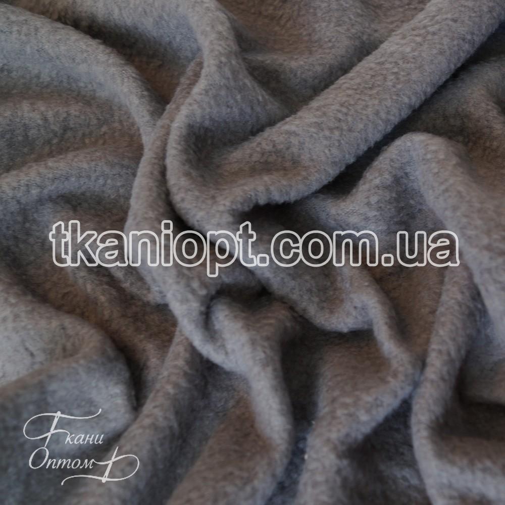 Ткань Флис антипиллинг 240 gsm (серый)
