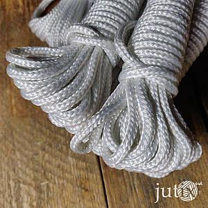 Шнур плетеный (полиэстер) 5 мм - 10 метров