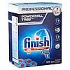 Таблетки для мытья посуды в посудомоечной машины Finish Professional 125 шт.