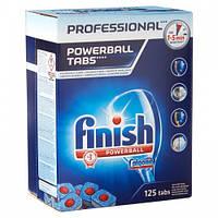 Таблетки для миття посуду в посудомийній машини Finish Professional 125 шт.
