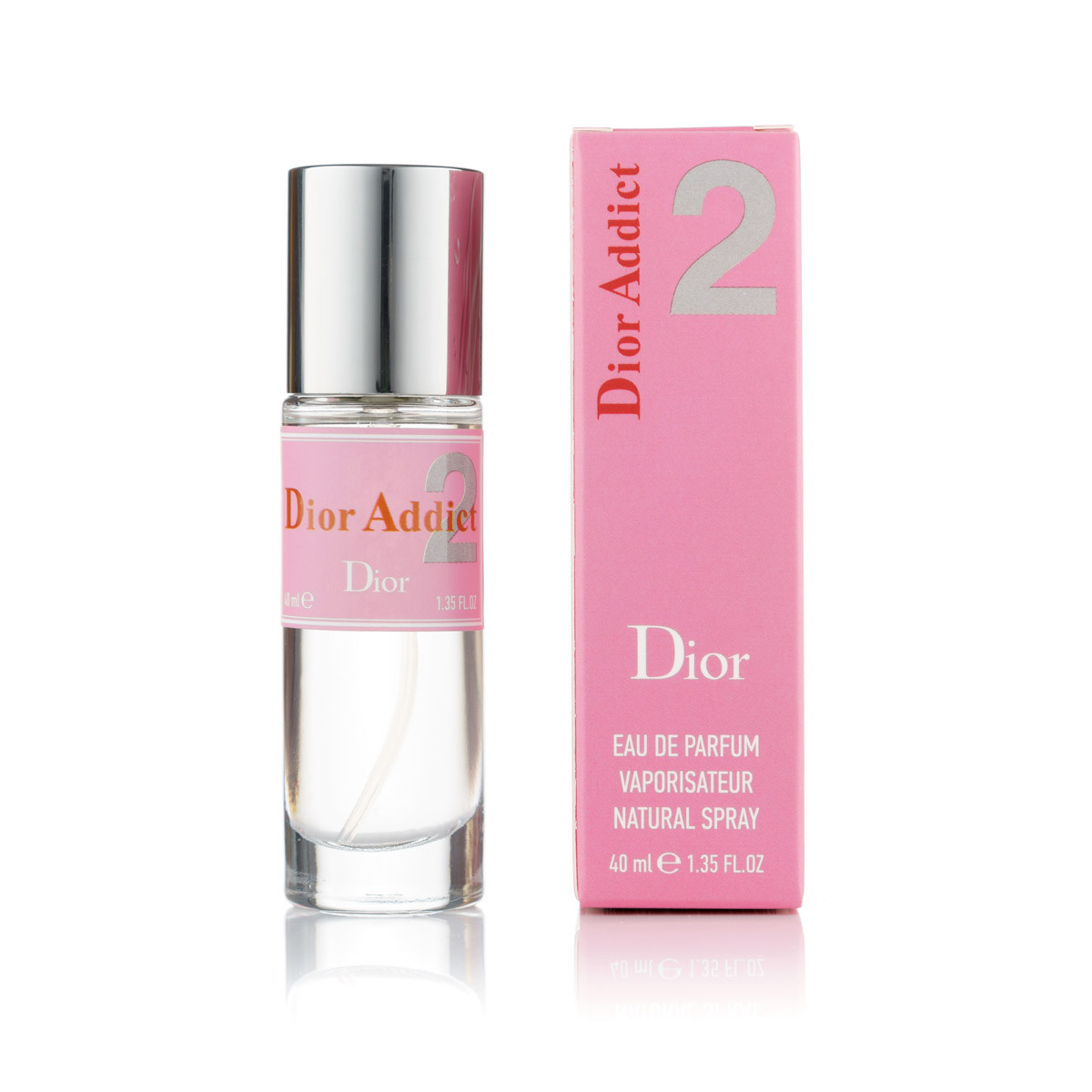 Женский мини парфюм Addict 2 - 40 мл (320)