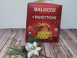Панеттоне Balocco с цукатами и изюмом, фото 2