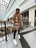 Женская куртка зима 2021, фото 1