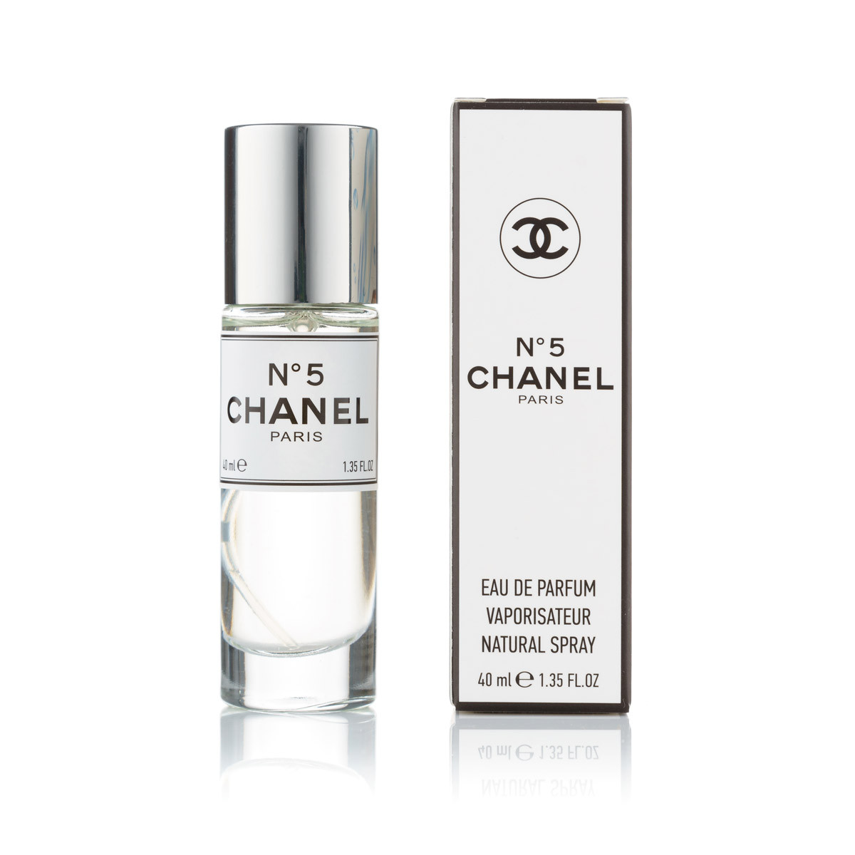 Женский ароматный парфюм Chan. № 5 - 40 мл (320)