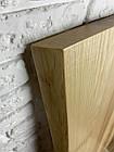 Живой край кухонных столешниц из массива дерева, фото 7