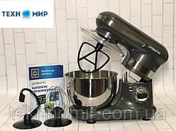 Кухонный тестомес миксер планетарный 3.8л чаша Ambiano