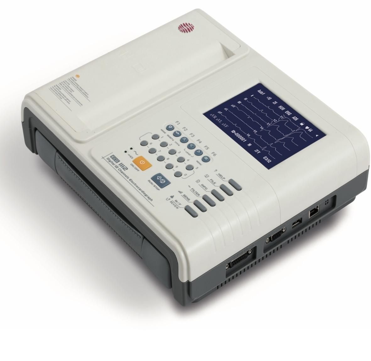Электрокардиограф 12-канальный ECG-1112M