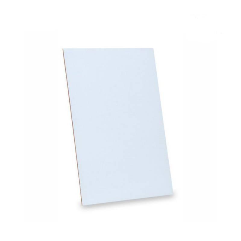 Полотно на картоні двп 20х20см, бавовна грунтована акрилом ROSA Studio