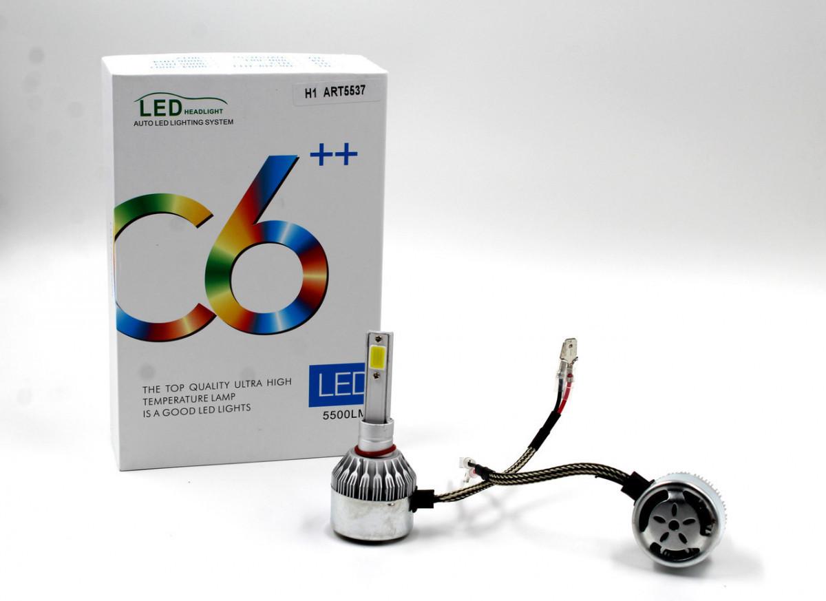 Комплект LED ламп H1 C6