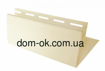 Планки комплектующие для ПВХ сайдинга Fasiding Околооконная планка 140 мм