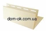 Планки комплектующие для ПВХ сайдинга Fasiding Околооконная планка 140 мм, фото 6