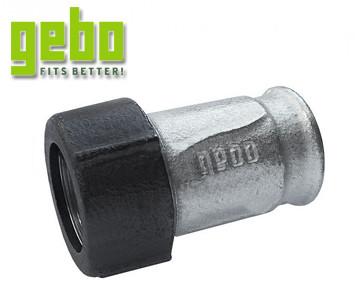"""Муфта зажимная Gebo 2"""" РВ (59,7-63,6 мм)"""