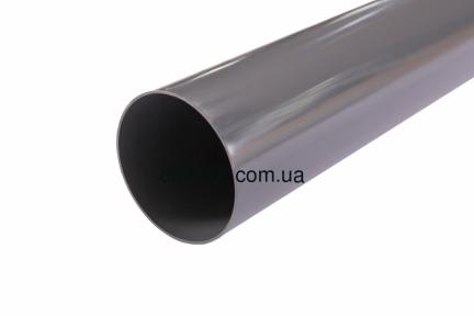 Profil Труба водосточная ø 100 мм, длина  3м, 4м RAL 7024 графит