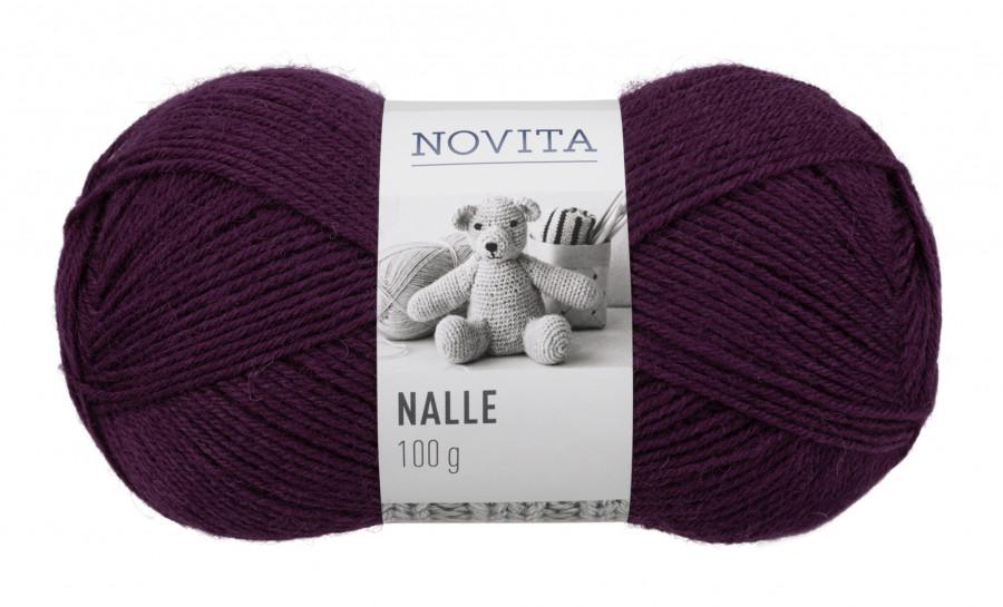 Носочная пряжа Novita Nalle.