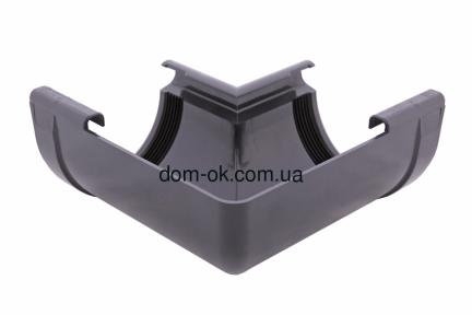 Profil Угол наружный 90°, под систему 130/100 RAL 7024 графит