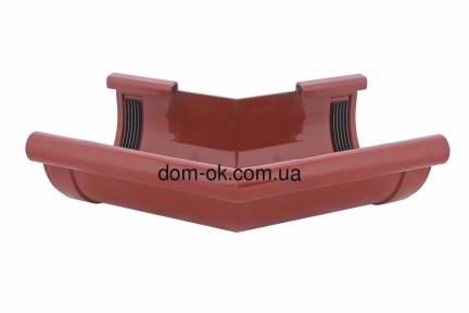 Profil Угол наружный 135°, система 130/100 RAL 8004 кирпичный
