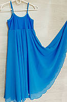 Платье для бальных танцев с юбкой шифон