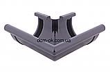 Profil Угол наружный 135°, система 90/75 RAL 9005 черный, фото 10
