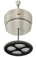 Термос-заварник для чая и кофе Pinkah PJ-3138, 960 мл, BPA Free, белый, фото 3