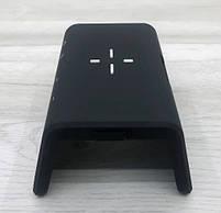 Умные часы с беспроводной зарядкой и LED-подсветкой MHZ SY-W0258, черные, фото 4