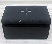 Умные часы с беспроводной зарядкой и LED-подсветкой MHZ SY-W0258, черные, фото 5