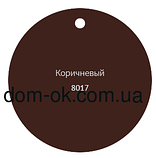 Profil Ливнеприемник проходной,  система 130/100 RAL 3005 вишневый, фото 2