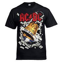 Футболка  AC/DC - Hells Bell