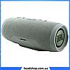 Портативная колонка JBL CHARGE 3+ - беспроводная водонепроницаемая Bluetooth колонка Серая (Реплика), фото 4