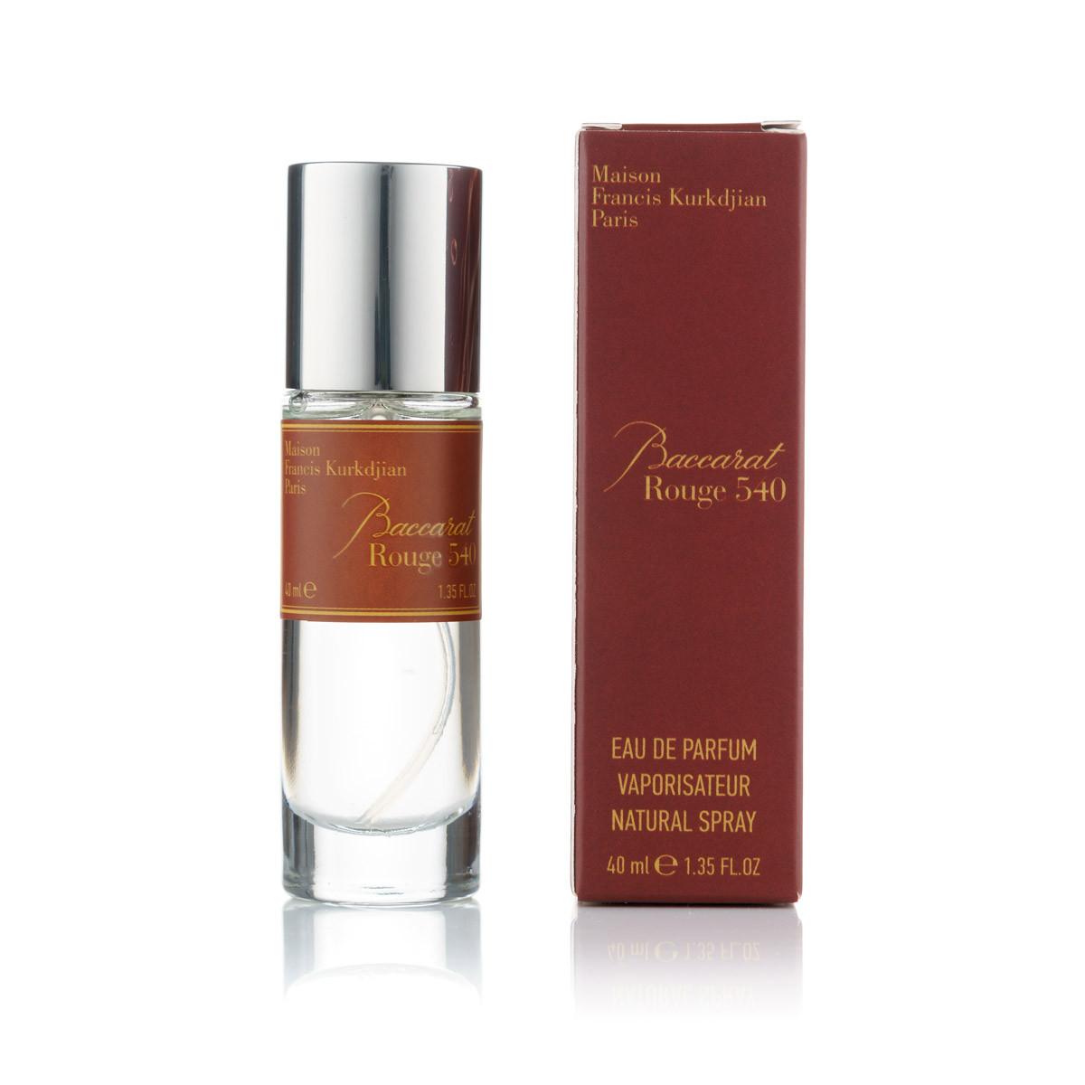 40 мл мини парфюм Maison Francis Kurkdjian Baccarat Rouge 540 (Унисекс)  (320)