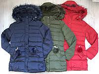 Куртки зимние на девочек оптом, Nature, 10-16 рр, фото 1