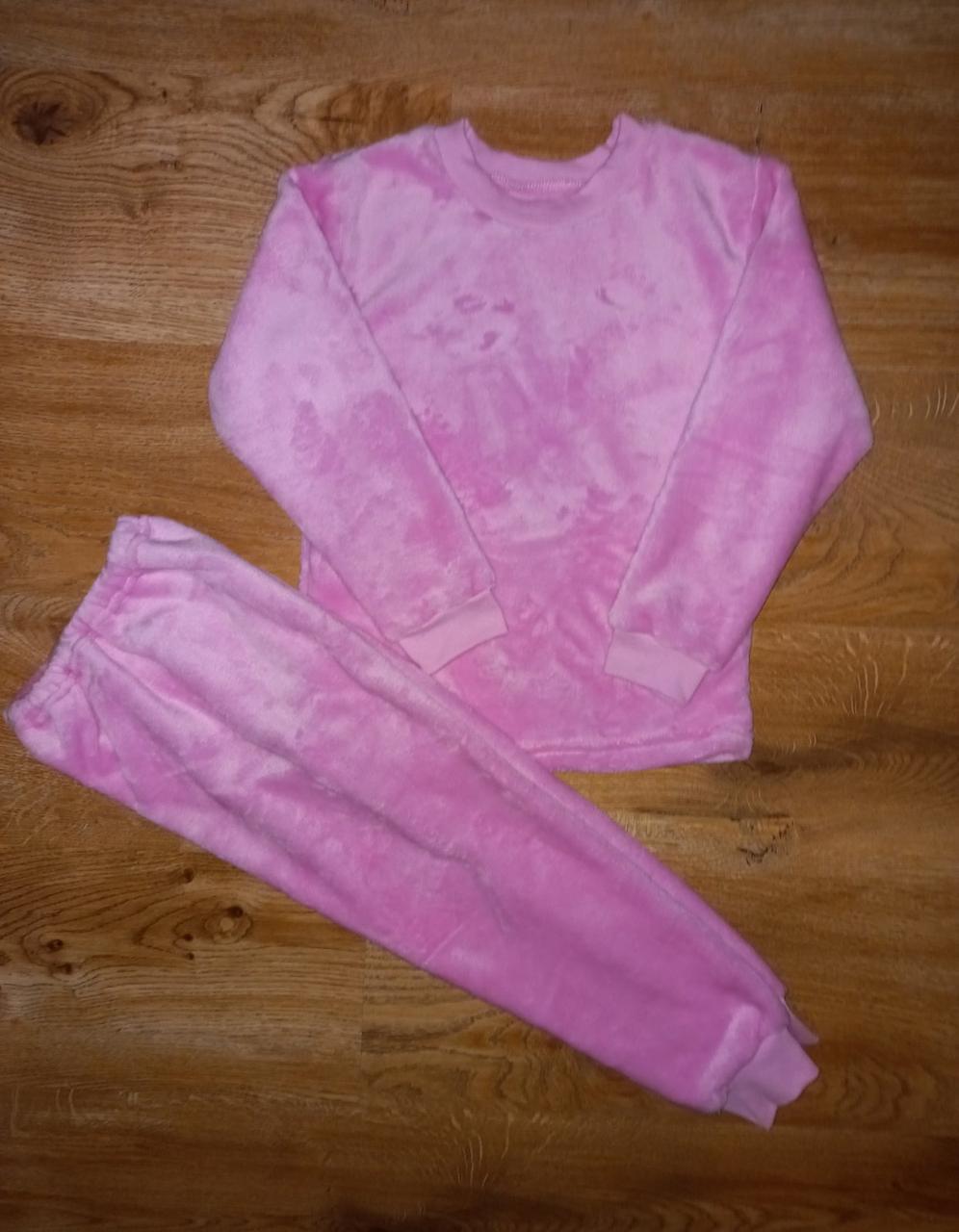 Пижама на девочку тёплая