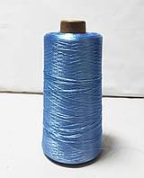 Пряжа бобинная Вискоза от Gruppo Filpucci цвет голубой