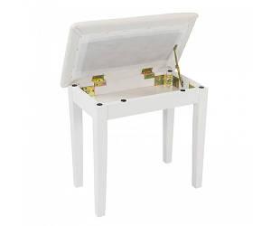 KINSMAN KPB01WH Банкетка для піаніно