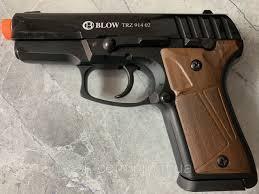 Стартовый пистолет Blow TRZ-914-02