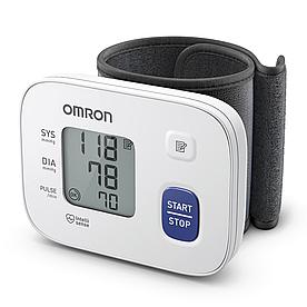 OMRON RS1 - Тонометр автоматический с манжетой на запястье (13,5-21,5 см)