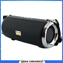 Портативна колонка Atlanfa XTREME RW-1888BT 30W - стерео колонка з Bluetooth, ремінцем, сабвуфером і радіо, фото 2