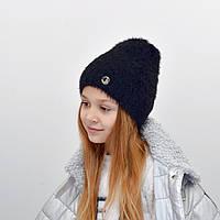 Дитяча шапка NordNeo 5549 чорний