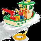 Детская игрушечная Лодка рыбацкая Чарли из серии Пожарный Сэм Simba игровой набор для детей, фото 2