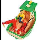 Детская игрушечная Лодка рыбацкая Чарли из серии Пожарный Сэм Simba игровой набор для детей, фото 4
