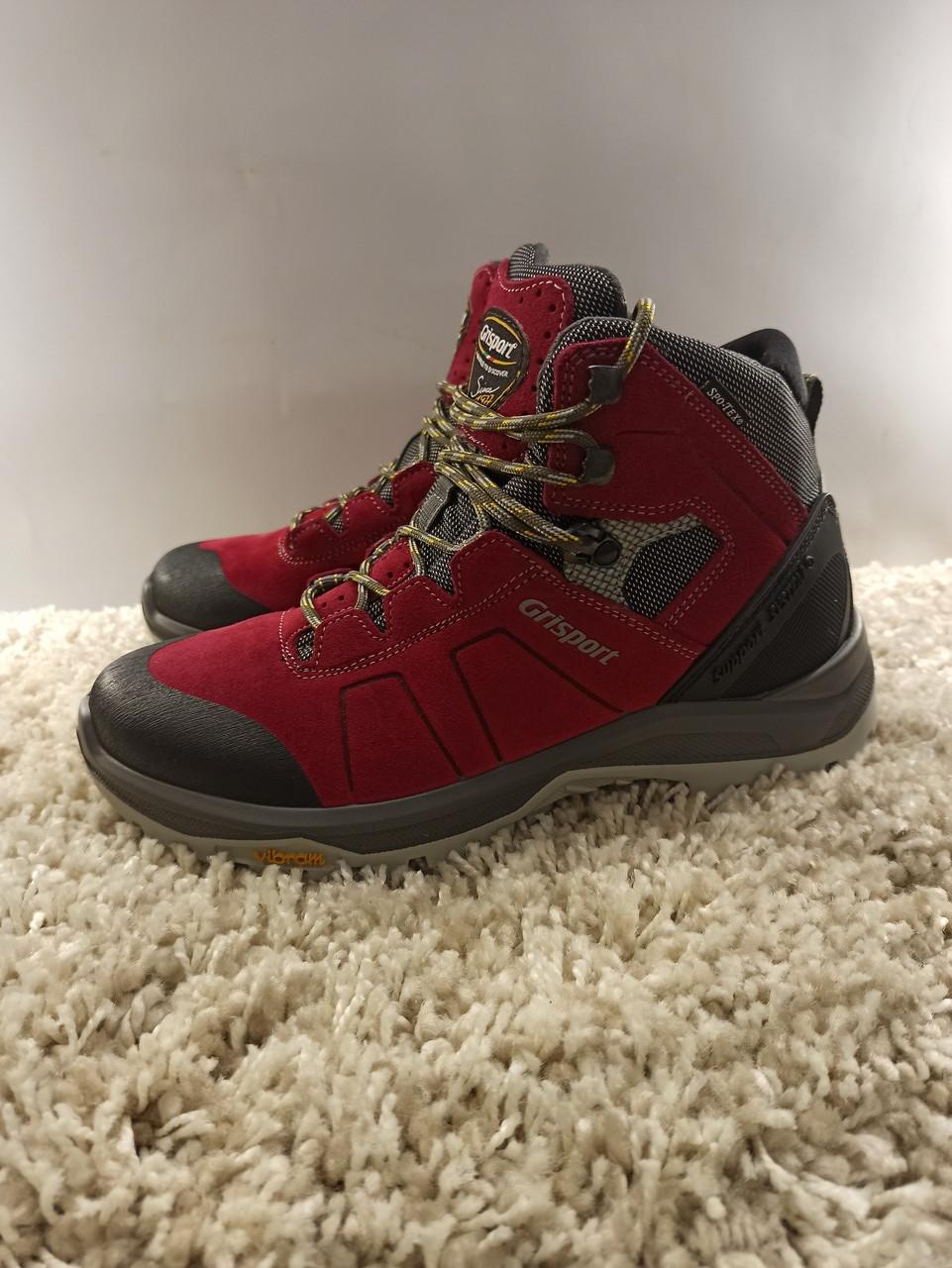 Ботинки Grisport Waterproof красные женские  14411S22tn